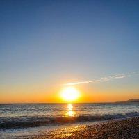 закат морской :: Олеся Енина