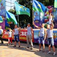 На празднике ВЛВ :: Владимир Болдырев