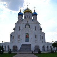 Православный храм в г.Лиски. :: cfysx