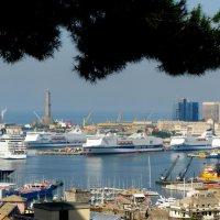 Генуэзский порт :: Александр Шихин