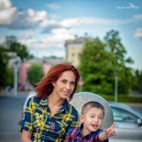 с мамой всегда весело))) :: Юлия Fox