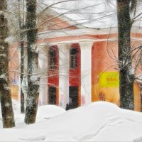 Снежная песня марта :: Vlad Седов