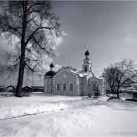 В женском монастыре :: Виктор Перякин