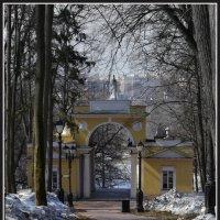 В парке :: Роман Львович