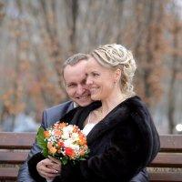 Свадьба Ирины и Александра :: Андрей Герасименко