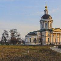 Церковь Архангела Михаила. 1700 год. Коломна. :: Igor Yakovlev