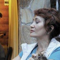 дама с собачкой :: Валерий Горбунов