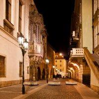 Ночная Прага :: Алексей Морозов
