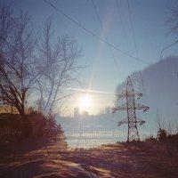 Зима чудесная :: Нуждин Евгений