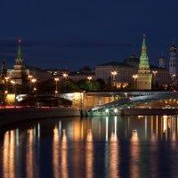 Огни Москвы :: Ольга Кузьмина