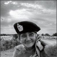 Дама в Берете :: Андрей Пашис