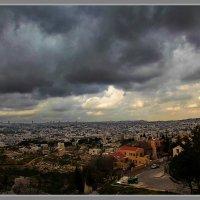Ненастье в Иерусалиме :: Alex S.