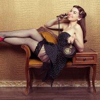 Pin up style :: Анастасия Виноградова