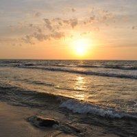 Морской пейзаж :: bestia Nefrit