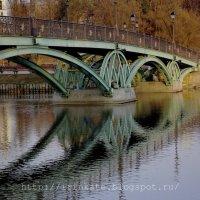 Мост с отражением :: Ирина Терентьева