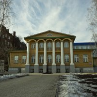 Дом Александра Витберга в Кирове. :: Валерий Молоток