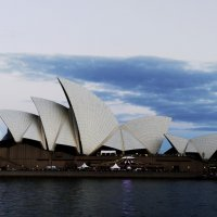 Sydney Opera House :: Dasha Svistelnikova