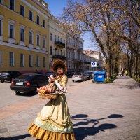 Весна в Одессе... Апрель... :: Вахтанг Хантадзе