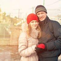 LoveStory Игоря и Дарьи :: Александр Святкин