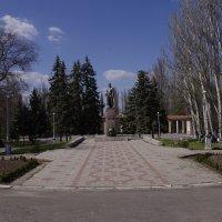 памятник Кобзарю :: Алексей Климов