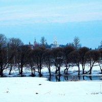Лёд тронулся :: Алексей Каблуков