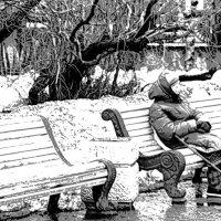 весеннее одиночество.. :: вадим измайлов