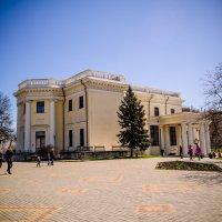Одессса... Апрель... :: Вахтанг Хантадзе