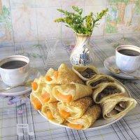Угощайтесь, приятного аппетита ! :: Нина северянка