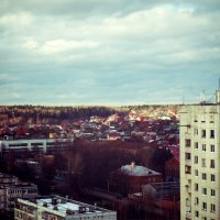 17 этаж :: Victoria Lugovaya