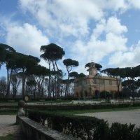Вилла Боргези, Рим, Италия :: Елена Лукожева