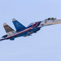 "Су-27 ""Русские Витязи"" :: Павел Myth Буканов"