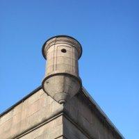 Дозорная башня бастиона :: Маера Урусова
