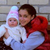 Две сестры :: Саша Скейтер