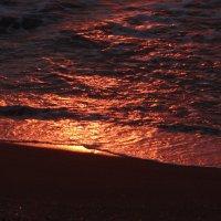 Отражение заката :: Артем Белев