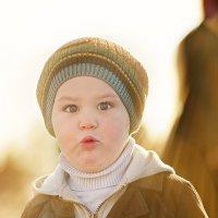 Солнечный мальчик :: Катерина А.