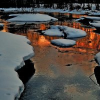 Не от стыда краснело Солнце... :: Дмитрий Алдухов
