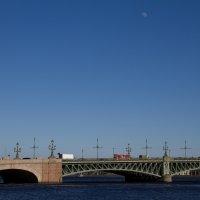 Троицкий мост :: Андрей Илларионов