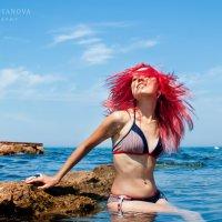 Лето :: Елена Лубянова