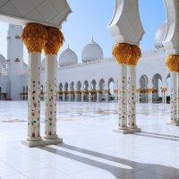 Мечеть шейха Зайда. :: надежда корсукова