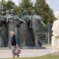 Контраст величин :: Анастасия Богатова