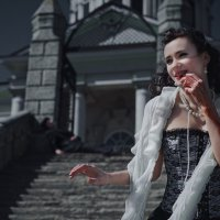 "по мотивам  сериала ""Дневники вампира"" :: Inna Kowalska"