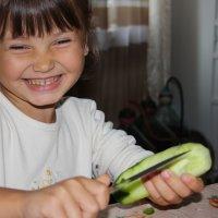 На кухне :: Ирина Хромова