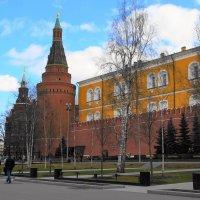 Москва. Александровский сад. :: Юрий Шувалов