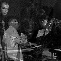 в антракте :: Владимир Хроменков