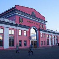 Вокзал: Комсомольск-на-Амуре :: Алексей Некрасов