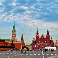 А из нашего окна... :: Георгий Димухаметов