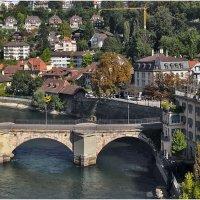 Мост через реку Ааре(Берн) :: Валентина Булкина