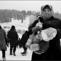 Собирательство Стеклотары на Пленере :: Андрей Пашис