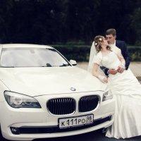 Катя и Женя :: Сергей Кравченко