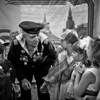 Встреча с ветераном :: Максим Орлов